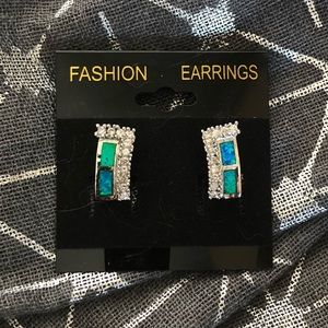 Jewelry - ❄️FINAL MARKDOWN Fire Opal Earrings